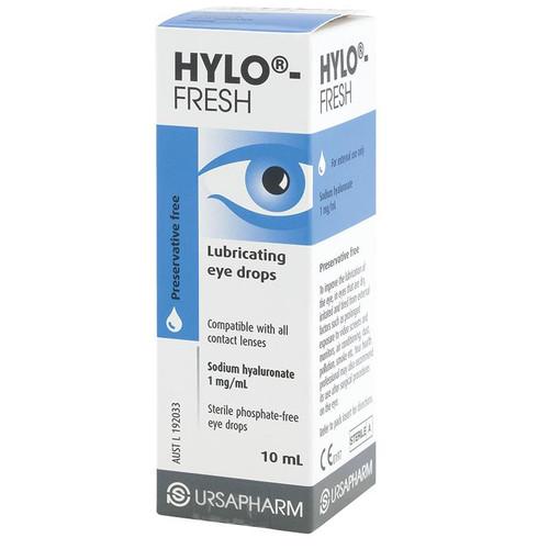 Hylo Fresh Eye Drops 10mL