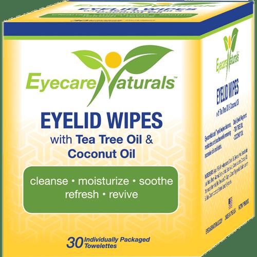 Eyecare Naturals Eyelid Wipes
