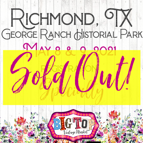 Food Vendors - George Ranch Historical Park - Richmond, TX - Saturday, May 8 & Sunday, May 9, 2021 - Vendor Registration