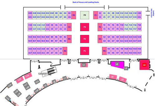 Registration - The Woodlands, TX - Saturday, July 31, 2021 - Marriott Waterway Convention Center - Exhibitor Registration