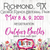 Outdoor/Bring Your Own Tent - George Ranch Historical Park - Richmond, TX - Saturday, May 8 & Sunday, May 9, 2021 - Vendor Registration
