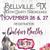 Outdoor - Bellville, TX - Friday, November 26 & Saturday, November 27, 2021 - Austin County Fairgrounds - Vendor Registration