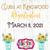 March 11, 2021 Clubs of Kingwood Vendor Registration
