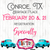 Specialty - Saturday, February 20 & Sunday, February 21, 2021 - Heritage Place - Conroe, TX Vendor Registration
