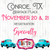 Specialty - Saturday, November 20 & Sunday, November 21, 2021 - Heritage Place - Conroe, TX Vendor Registration