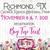 Under The Big Top Tent - George Ranch Historical Park - Richmond, TX - Saturday, November 6 & Sunday, November 7, 2021 - Vendor Registration