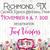 Food Vendors - George Ranch Historical Park - Richmond, TX - Saturday, November 6 & Sunday, November 7, 2021 - Vendor Registration