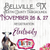 Electricity - Bellville, TX - Sunday, November 26 & Saturday, November 27, 2021 - Austin County Fairgrounds - Vendor Registration