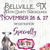 Specialty - Bellville, TX - Friday, November 26 & Saturday, November 27, 2021 - Austin County Fairgrounds - Vendor Registration