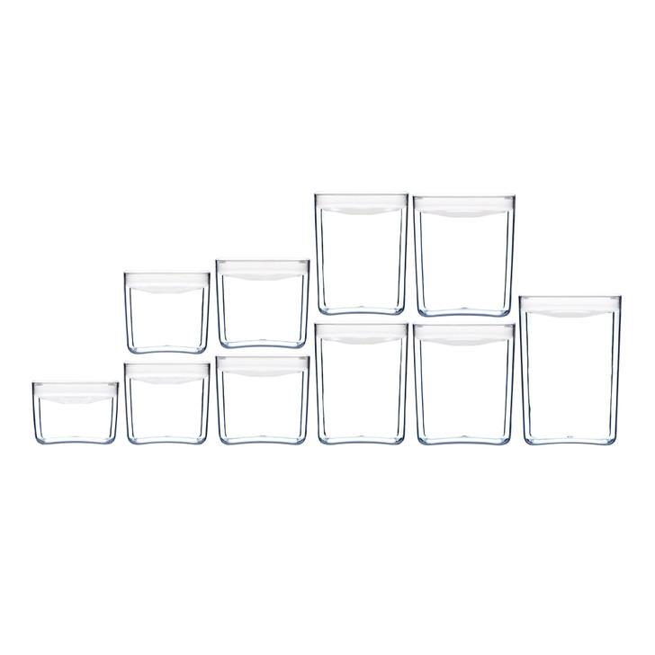 Pantry Cube Starter Set - 10 Piece