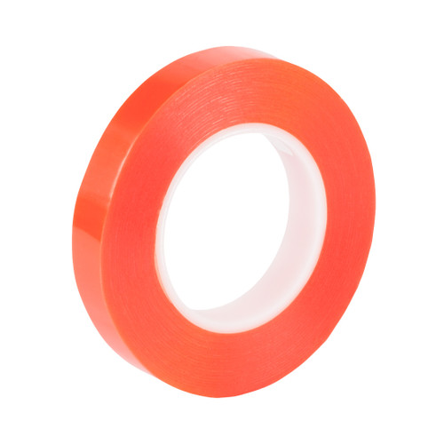 DC-M012P Clear Double Sided Tape for Permanent Mounting & Bonding | Roll