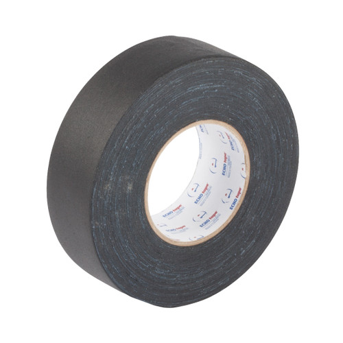 Vinyl Coated Black Gaffer's Tape