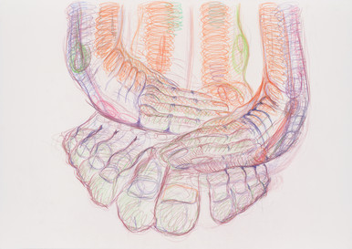 pieter slagboom untitled feet hands ps010