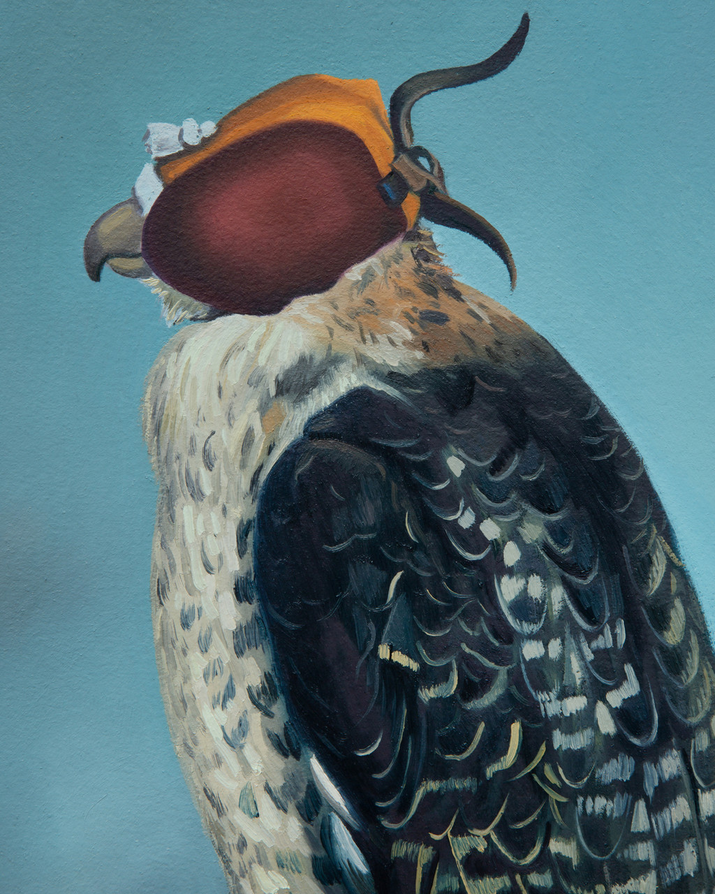 jesse mockrin the falcon cannot hear the falconer