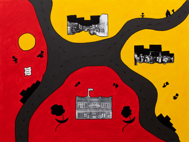 kalup linzy sunny side of black wall street 1921 tulsa race massacre