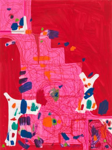 joanne greenbaum untitled