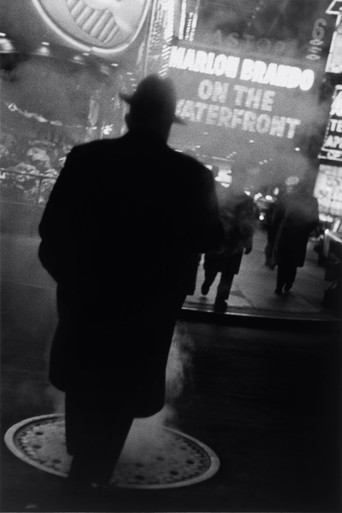 louis stettner the great white way times square