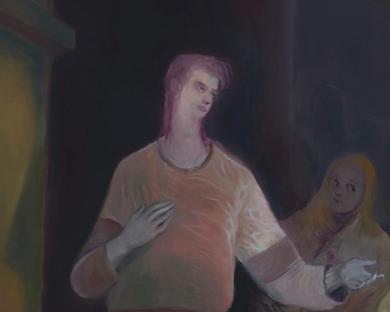 mark chariker ghost sonnet