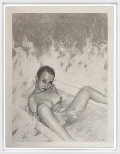 frances waite hot tub