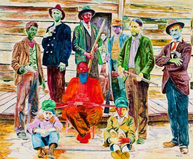 farley aguilar family with guns