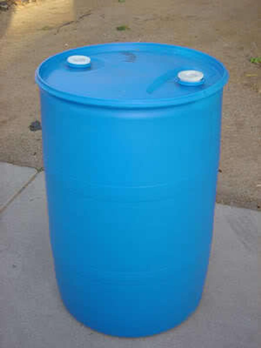 99.7% USP Kosher Vegetable Glycerin ($1.00/lb for 55 gallon / 570 lb net) POLY Drum cGMP