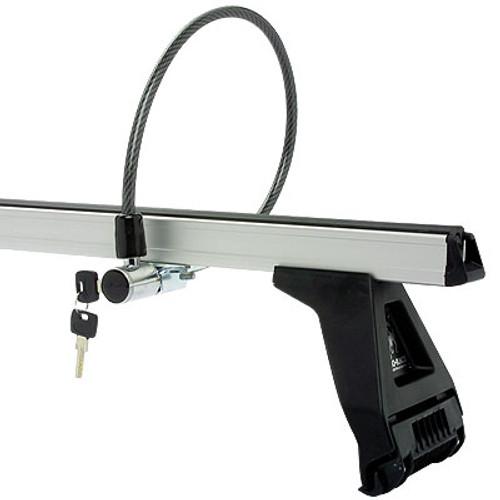 Rhino Rack Cable Lock Bar Mounted