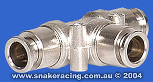 4mm Equal T Push In Air Joiner