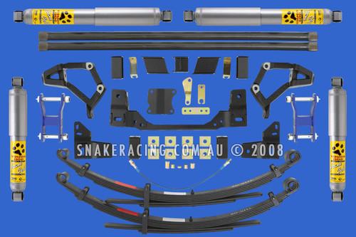 "IFS Hilux 4"" Touring Lift Kit"