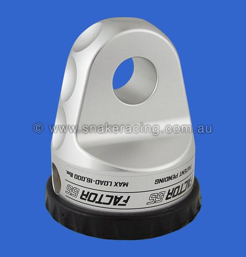 Silver - ProLink Loaded Titanium pin Winch Hook
