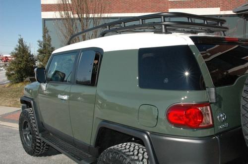 FJ Cruiser Back door 1/4 window Conversion kit
