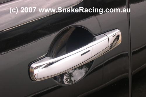 Nissan D40 Navara Chrome Door Handle Kit