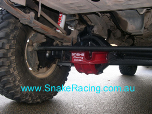4x4 Suspension - Toyota Suspension - Solid Axle Hilux