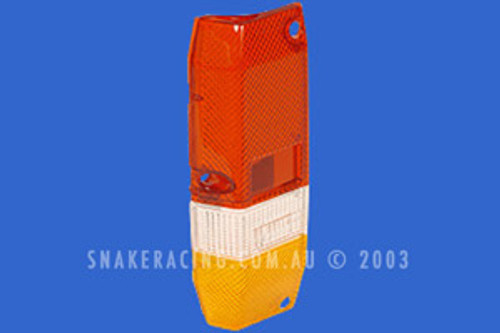 LandCruiser 70/75 Series L/Hand Rear Tail light Lens