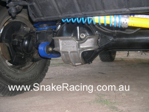 LandCruiser 100 Series Front Diff Guard