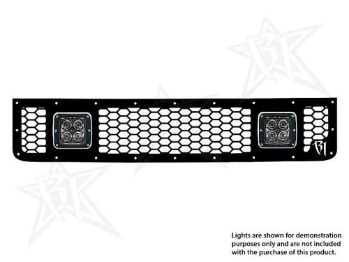 FJ Cruiser Upper LED Grille Kit