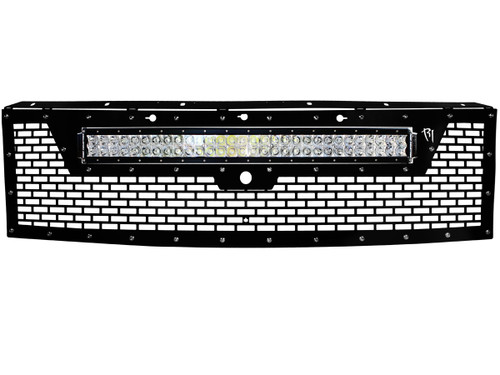 "2010-2014 Ford® Raptor® Grille 30"" RDS with Camera"