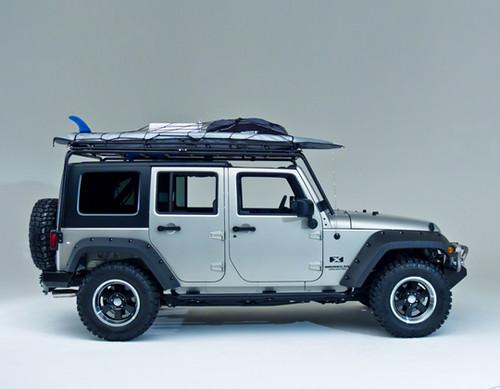 4 Door JK Jeep Roof Rack