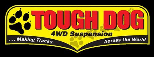 2012+ D-Max 40mm Tough Dog Suspension Kit