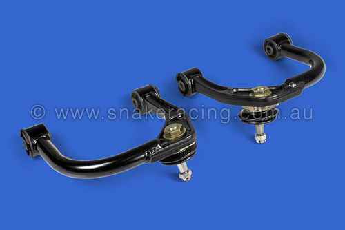 BT50 Long Travel Adjustable Upper Control Arms