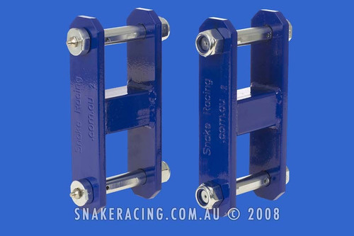 """Suzuki Sierra 2"""" Extended Front Shackles"""