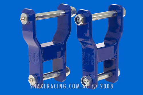 Mazda BT-50 2011+ Rear Extended Greasable Shackles