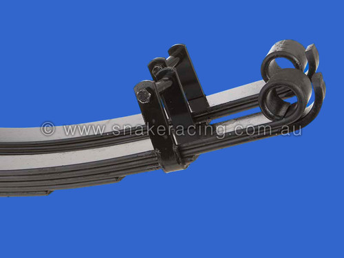 "X-Flex Courier 2"" Rear Leaf Springs"