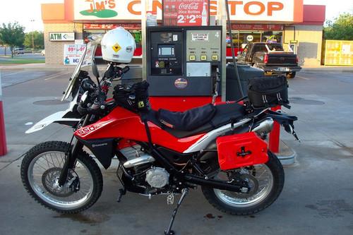 RotopaX Red 3.8L - Fuel Tank