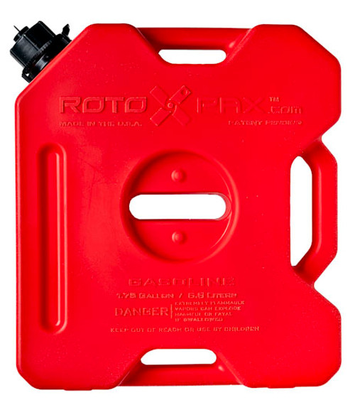 RotopaX Red 6.6L Fuel Tank