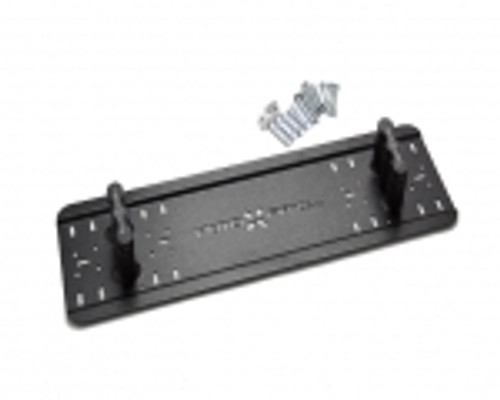 RotopaX Universal Twin Mounting Plate - DLX mounts shown (not included)