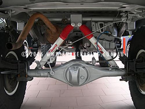 IFS Hilux Inverted Rear Shock Kit