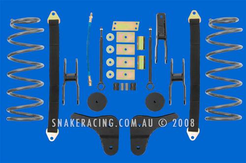"IFS Surf / 4 Runner 4"" Rear End Lift Kit"