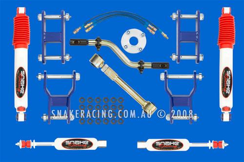 S/Axle Hilux X Flex Econo Stage 5