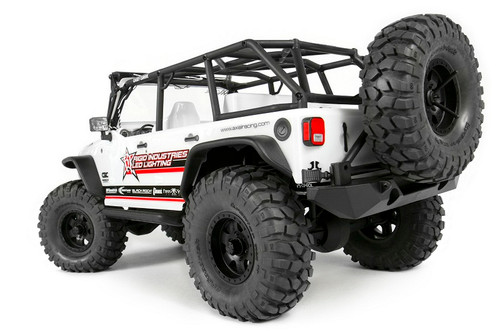 SCX10 2012 Jeep Wrangler Unlimited C/R Edition
