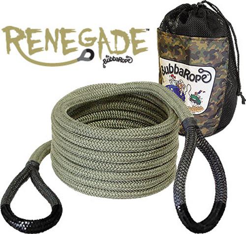 Renegrade - Camo Green with Black Eye Loop